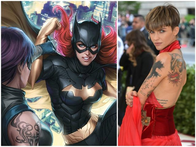 CW Network Casts Ruby Rose as Lesbian Batwoman