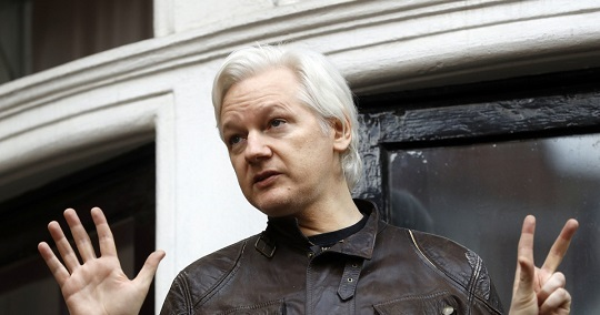 Assange considering testifying in Russia meddling probe