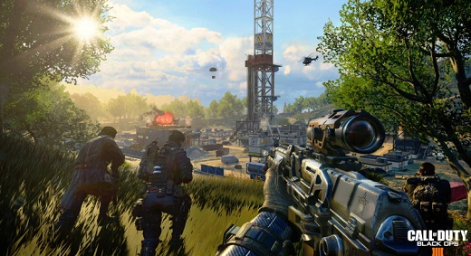 Call of Duty: Black Ops 4 Blackout battle royale closed beta goes live