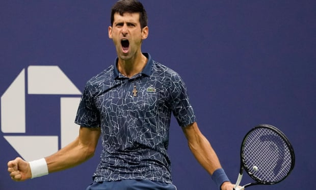 Novak Djokovic powers past Juan Martín del Potro to win third US Open