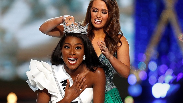 Miss America 2019: Miss New York Nia Franklin is crowned the winner