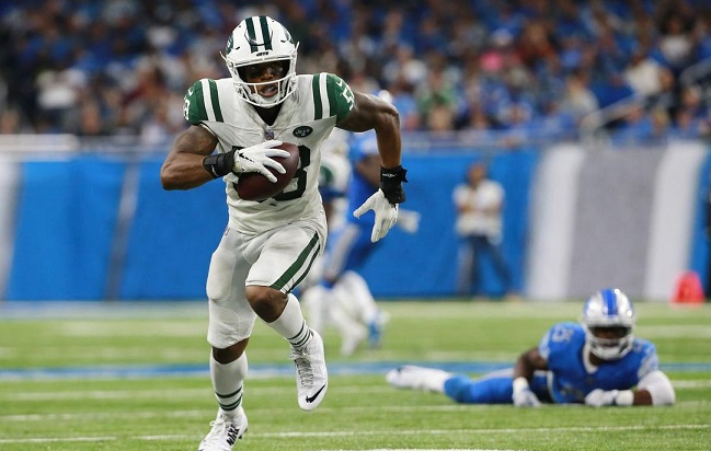 Darnold marches Jets past Lions in NFL opener blowout