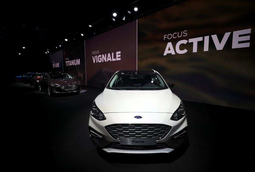 Trump Says Tariffs Mean Ford Can Make New Model at Home. Ford Says It Wont.