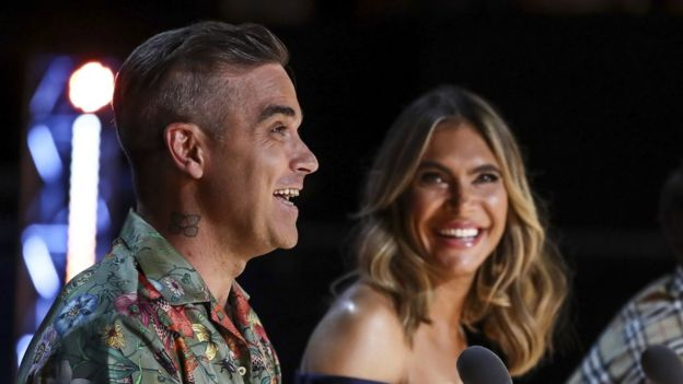 Robbie Williams, Ayda Field, Louis Tomlinson: All change for X Factor 2018