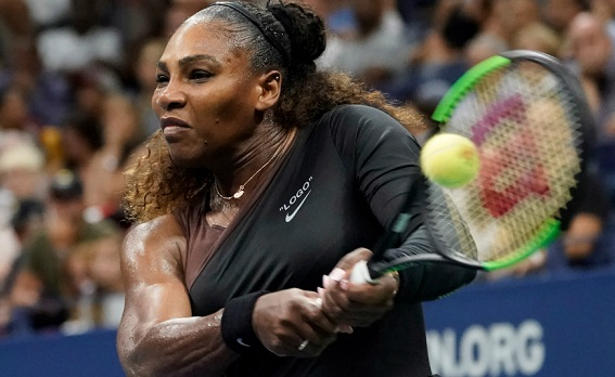 US Open 2018: Serena Williams Crushes Venus Williams in Flat Family Showdown