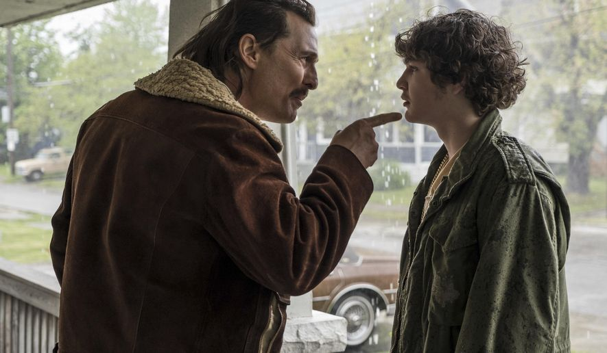 Review: McConaughey gives heart to White Boy Rick