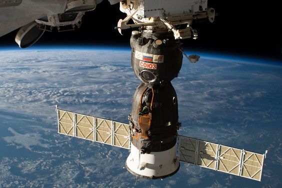 US, Russia Respond to Space Station Leak Rumors