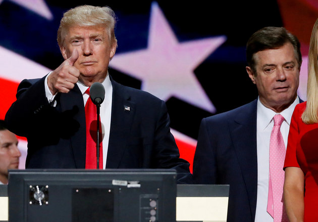 Trumps Former Campaign Chairman, Paul Manafort, To Co-operate With Mueller Probe