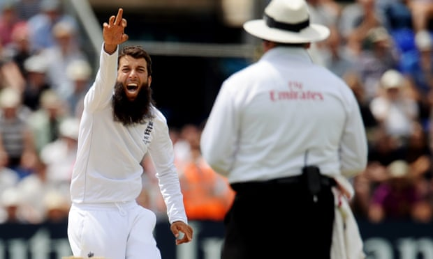 Moeen Ali: I was called Osama by Australia player during 2015 Ashes