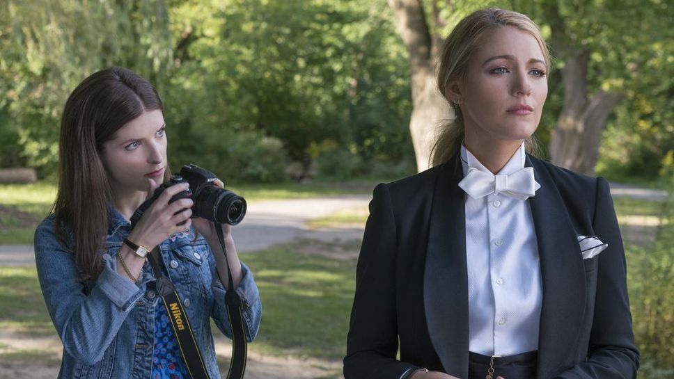 A Simple Favor lets Anna Kendrick, Blake Lively put their stamp on camp
