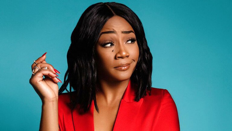 Tiffany Haddish Says She Is Waiting for That Emmys Check