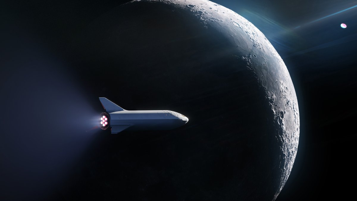 Watch Elon Musk announce SpaceXs first Moon passenger today at 6PM PT