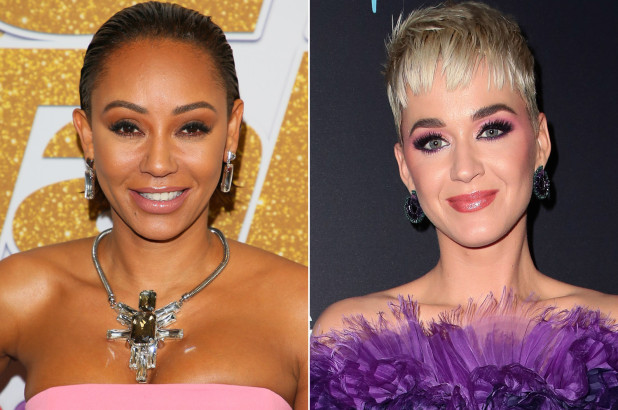 Mel B wants Katy Perry to join Spice Girls on tour
