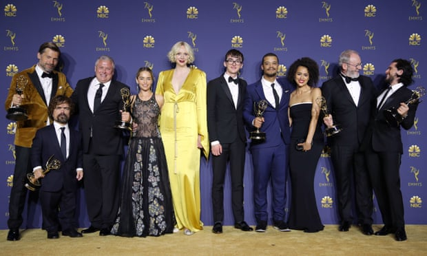 Emmys 2018: Game of Thrones makes triumphant return on TVs biggest night