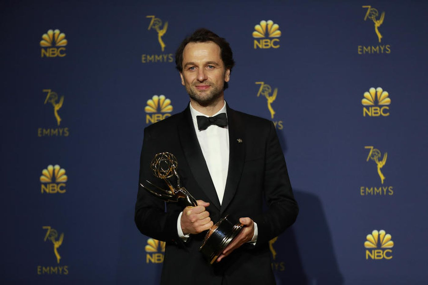 Matthew Rhys reflects on the terrifying experience of giving an Emmy acceptance speech