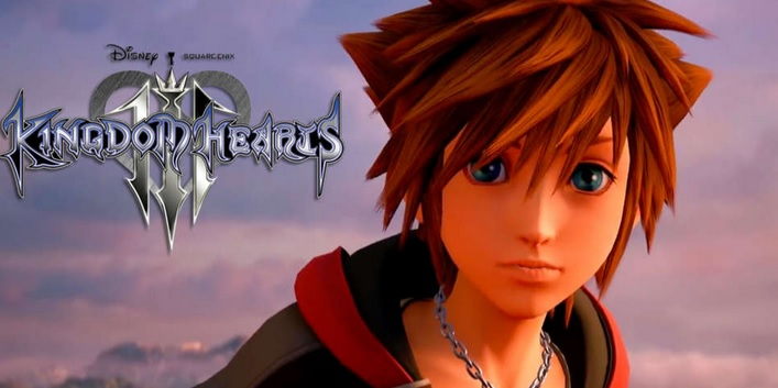 New Kingdom Hearts 3 Trailer, Cover Art Revealed