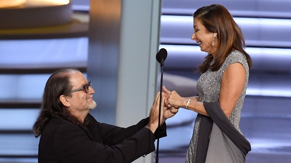 Emmy Winner Glenn Weiss Proposes Marriage Live Onstage