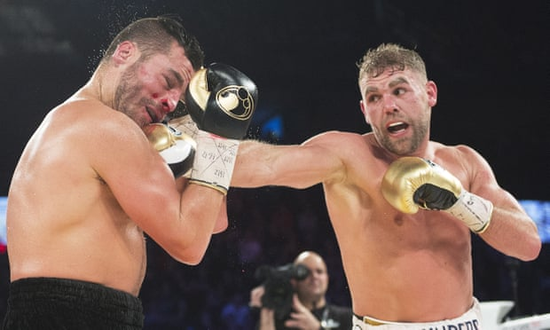 Billy Joe Saunders charged with misconduct for 'sickening' video