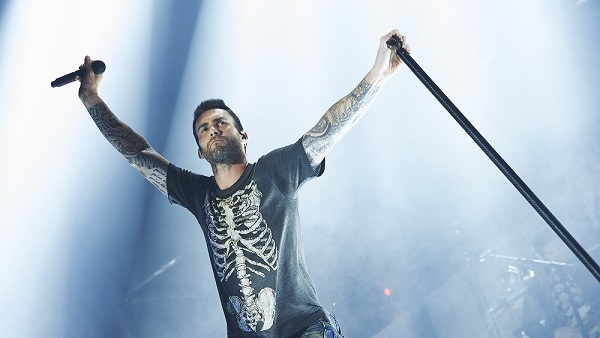 Maroon 5 to Perform at Super Bowl Halftime