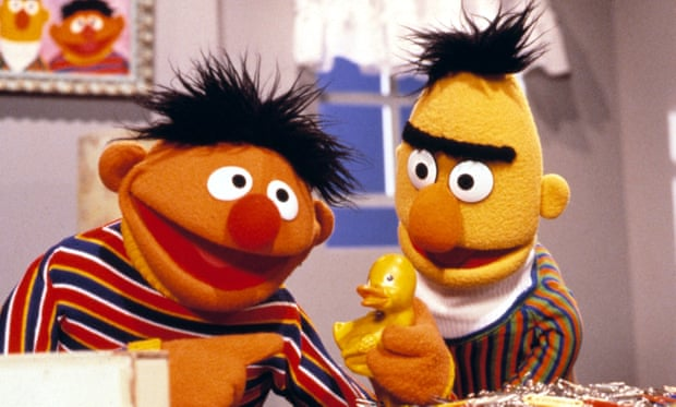 Sesame Street disputes writers claim that Bert and Ernie are gay