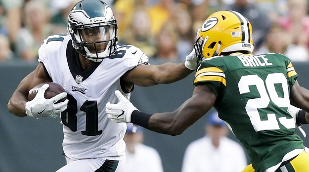 Eagles sign Jordan Matthews, place Mike Wallace on injured reserve