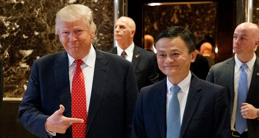Alibabas Jack Ma says US-China trade war ends 1 million US jobs promise: Xinhua