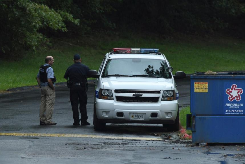 Maryland shooting suspect in critical condition