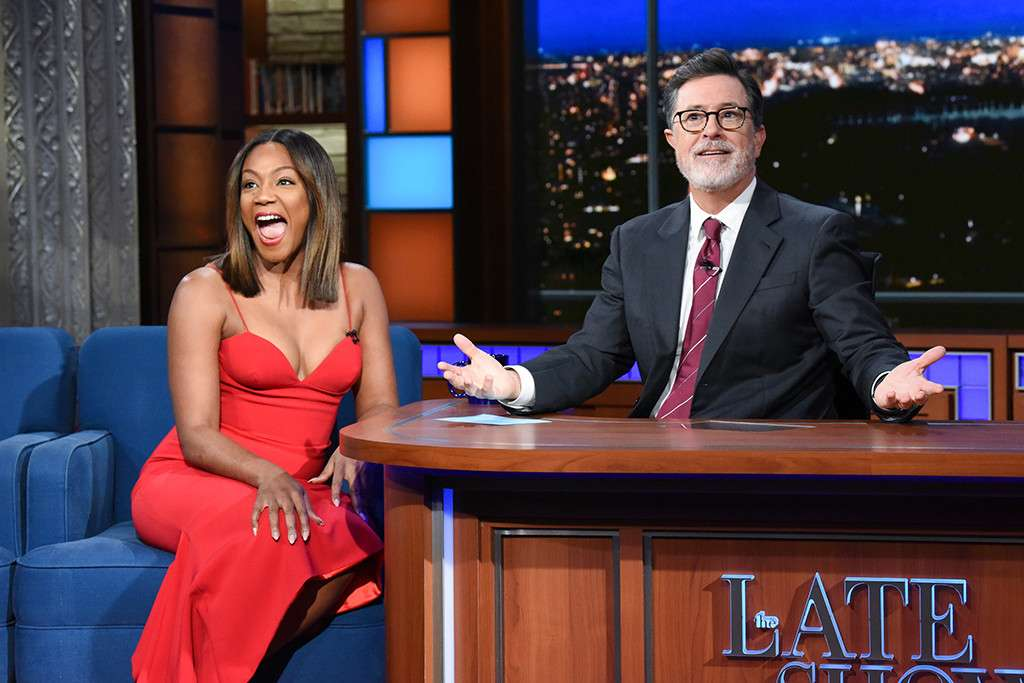 Tiffany Haddish Would Rather Snuggle With a Blanket Than a Man
