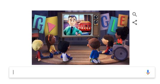 Watch Googles beautiful tribute to Mister Rogers