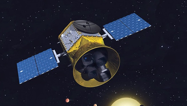 NASAs New Planet-Hunting Telescope Spots Its Second Possible World Already