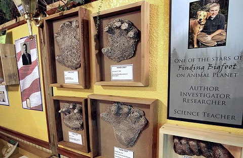 Believers, skeptics welcome to visit Nebraska's Bigfoot Museum
