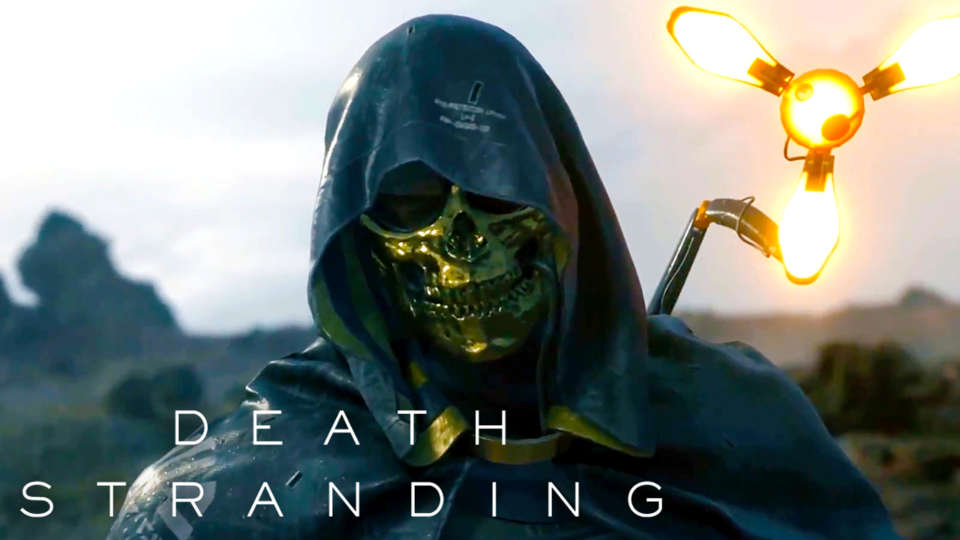 Death Strandings TGS Trailer Has A Cool New Character Voiced By Troy Baker