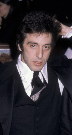 Al Pacino's new girlfriend is half his age