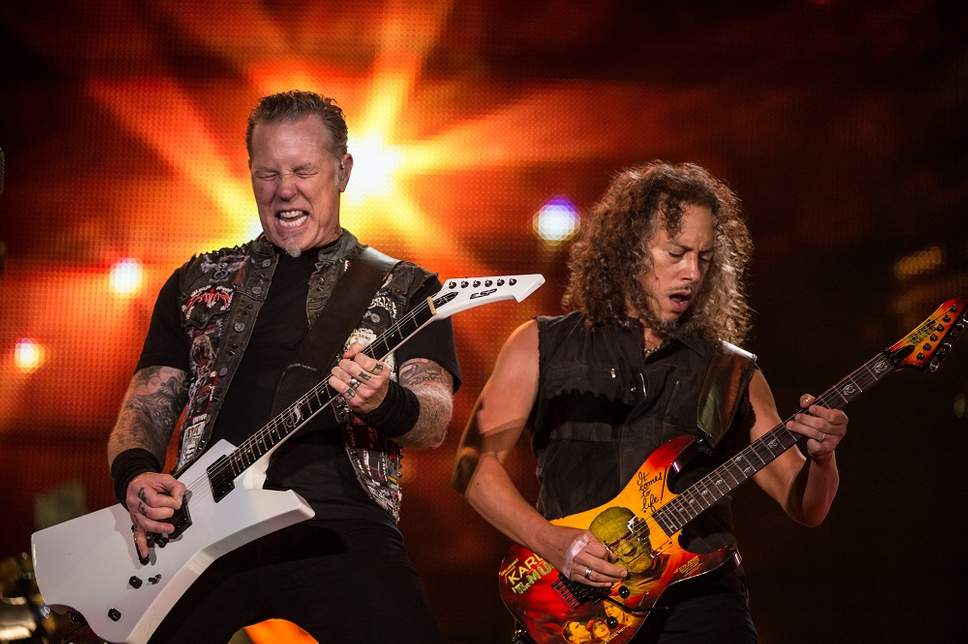 Metallica announce WorldWired tour in UK and Europe: How to get tickets