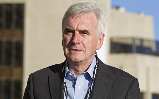 John McDonnell Says Second Referendum Would Not Include Option To Remain In The EU