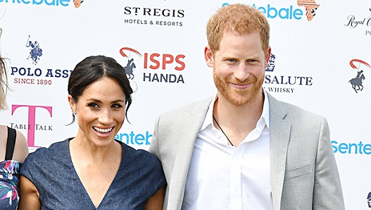 Prince Harry Doting On Meghan Markle More Than Ever — The Sweet Ways He Makes Her Feel Spoiled