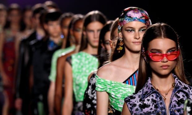 Michael Kors buys Versace in $2.1bn deal