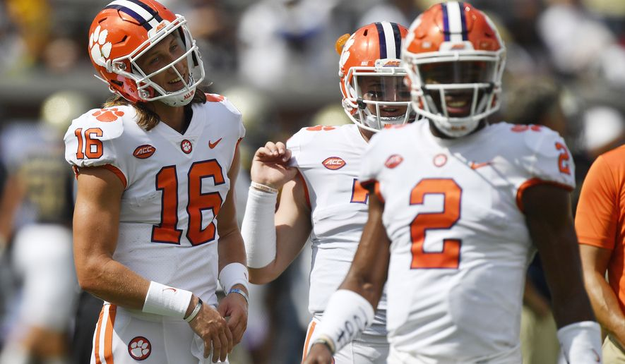 Kelly Bryant, Clemson QB, will transfer after losing starting job