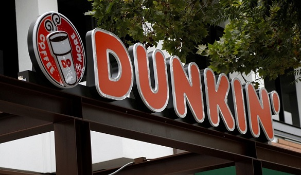 Dunkin Donuts is changing its name