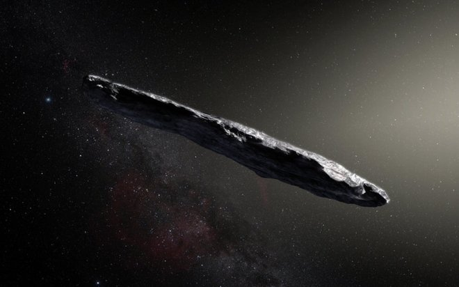 Oumuamua Isnt from Our Solar System. Now We May Know Which Star It Came From