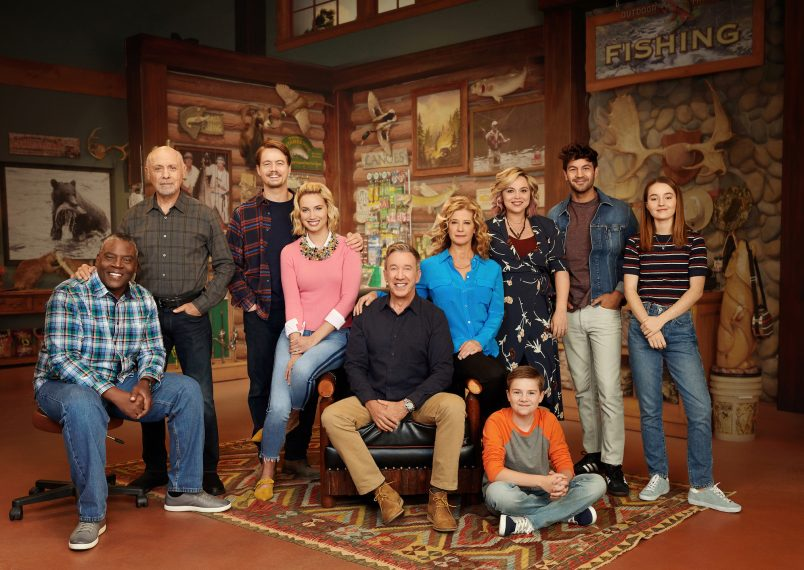 Tim Allen & Nancy Travis Talk Whats Changed, Whats the Same in Foxs Last Man Standing