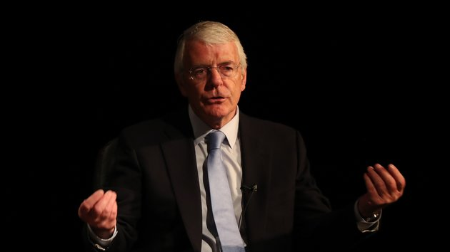 Sir John Major Brands Leave Campaign A Fantasy Case In Call For Second Brexit Vote