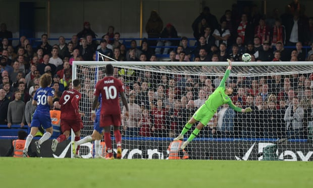 Liverpool's Daniel Sturridge hits back after Eden Hazard's Chelsea strike