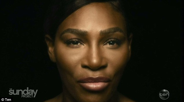 Serena Williams Sings I Touch Myself Topless in Music Video Promoting Breast Cancer Awareness