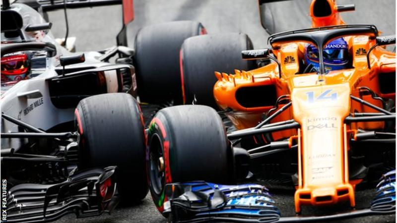 Italian GP: Fernando Alonso thinks he is a god, says Kevin Magnussen