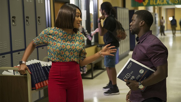 Box Office: Tiffany Haddish and Kevin Harts Night School Squashes Smallfoot With $28 Million