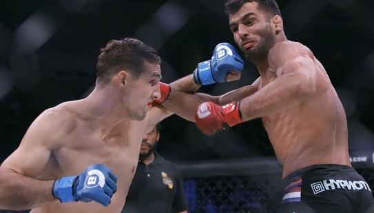 Mousasi denies BC fighter Rory MacDonalds bid for second Bellator championship
