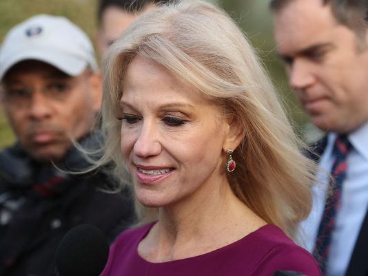Trump adviser Kellyanne Conway: Im a victim of sexual assault