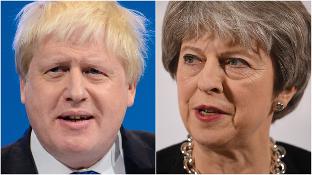 Boris Johnson Savages Theresa Mays Chequers Brexit Plan