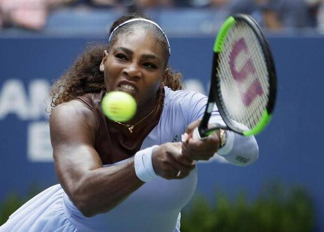 Serena Williams hits 18 aces in U.S. Open win; Isner into quarterfinal